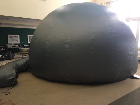 Photo: StarLab Portable Planetarium