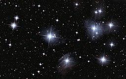 Photo: The Pleiades