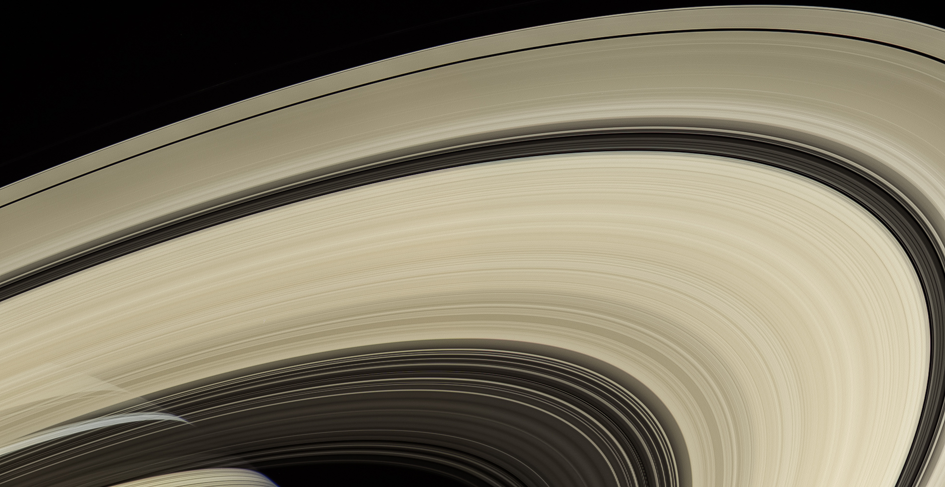 Photo: Saturn's rings are perhaps the most recognized feature of any world in our solar system. Cassini spent more than a decade examining them more closely than any spacecraft before it. Credit: NASA/JPL-Caltech/Space Science Institute